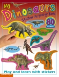 My Dinosaurs Sticker Activity Book