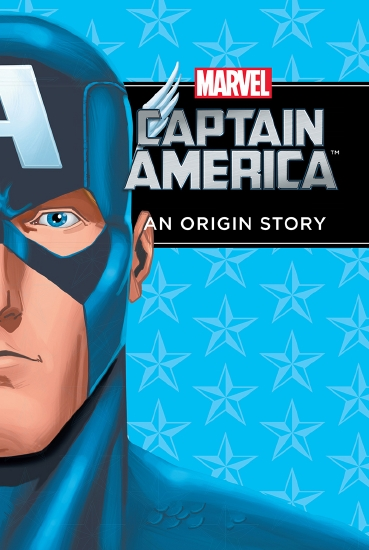 Captain America: An Origin Story (Chapter Book)