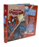 The Amazing Spider-Man 3D Hero Action