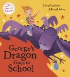 George's Dragon Goes to School PB