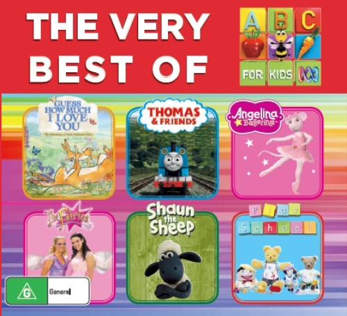 VERY BEST OF ABC FOR KIDS