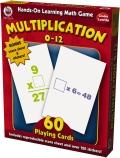 Multiplication Card Game