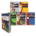 Marvel: Origin Chapter Book Collection