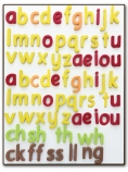 Magnetic Foam Letters Pack 1