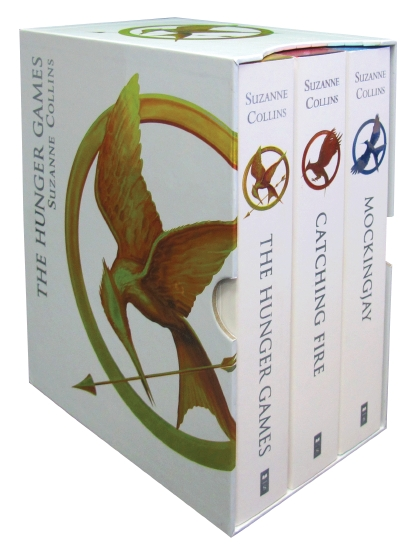 the store - the hunger games luxury edition boxed set