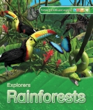 Explorers: Rainforests PB