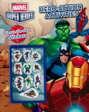 Marvel Super Heroes: Hero-Action Activities
