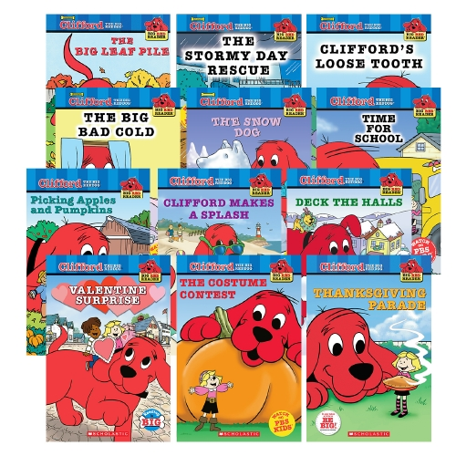 Clifford Mega Pack