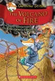 Geronimo Stilton and the Kingdom of Fantasy: The Volcano of Fire (#5)