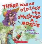 There Was an Old Lady Who Swallowed a Mozzie Big Book