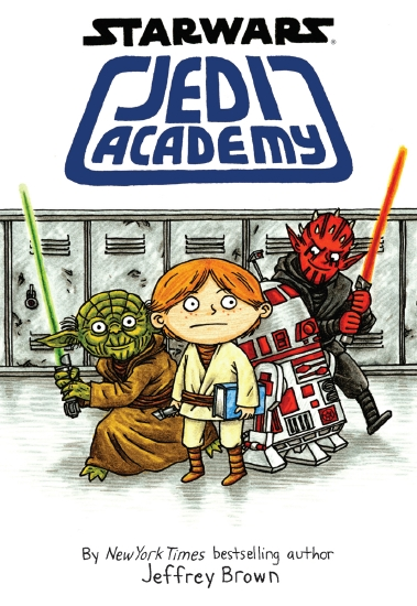 Star Wars: Jedi Academy (#1)
