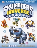 Skylanders Universe: Ultimate Sticker Collection