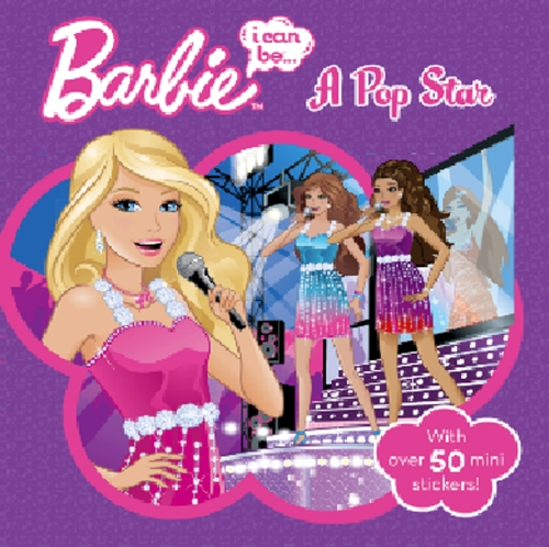product barbie i can be a popstar book school essentials