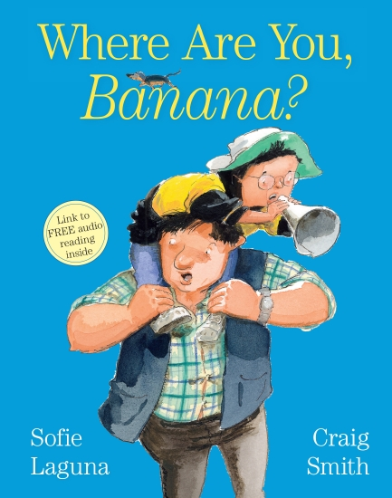 Where Are You, Banana?                                                                               - Book