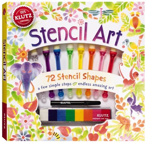 Stencil Art Single