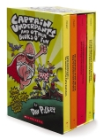 Captain Underpants and Other Books O'Fun Boxed Set