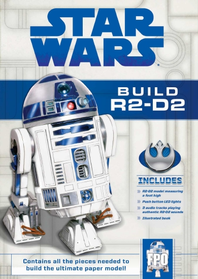 The Store Star Wars Build R2 D2 Book The Store