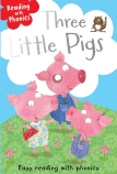 Phonics Readers: Three Little Pigs