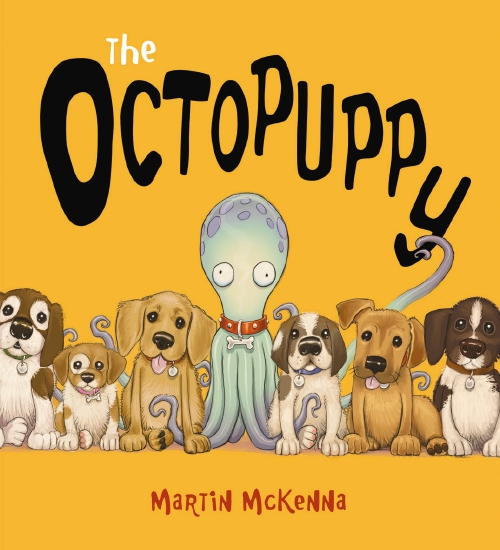 Octopuppy                                                                                            - Book