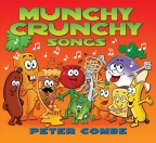 Munchy Crunchy Songs CD