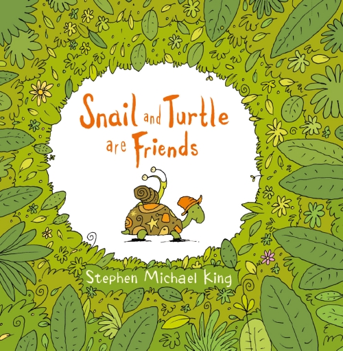 SNAIL & TURTLE ARE FRIENDS HB