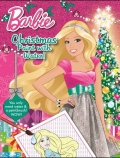 Barbie Christmas: Paint with Water