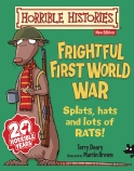 Horrible Histories: Frightful First World War (Junior Edition)