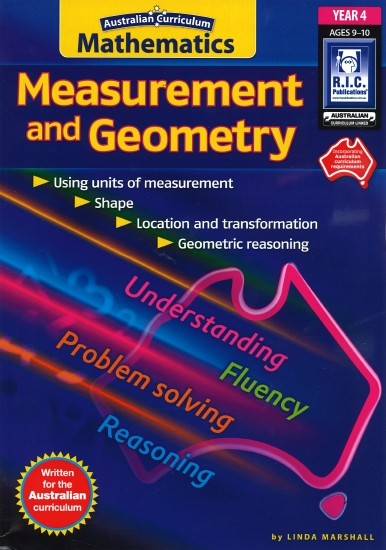Australian Curriculum Maths: Measurement and Geometry Year 4                                         - Teacher Resource