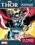 Thor Colouring and Activity Book