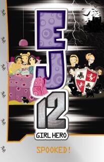 EJ12 Girl Hero #17: Spooked!