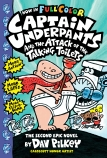 Captain Underpants and the Attack of the Talking Toilets Colour Edition (#2)