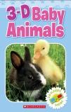 3-D Baby Animals