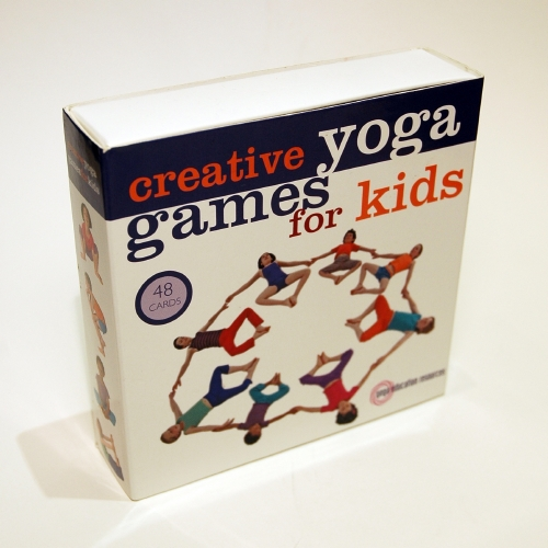 Product: Creative Yoga Games For Kids 1 - Teacher Resource