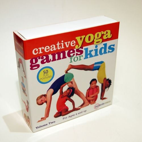 Creative Yoga Games For Kids 2