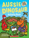 Aussie Dinosaur Activity Book