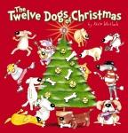 TWELVE DOGS OF CHRISTMAS PB BC