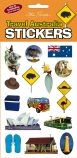 Travel Australia Stickers
