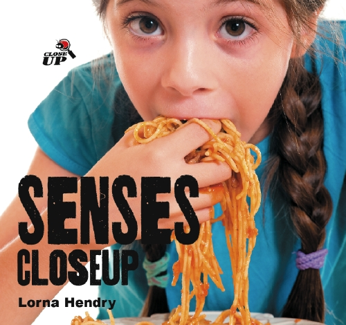 Senses CloseUp                                                                                       - Book