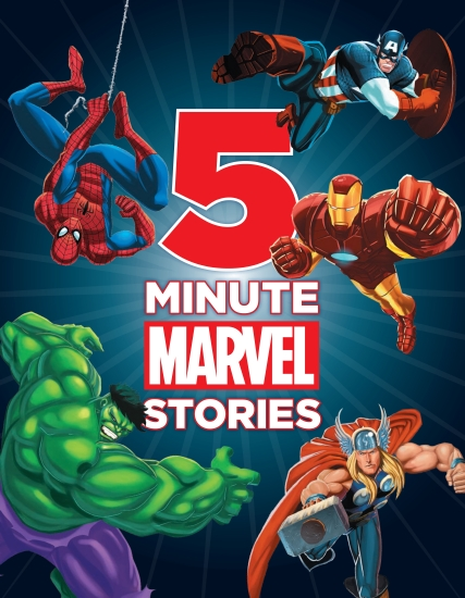 The Store 5 Minute Marvel Stories Book