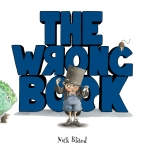 The Wrong Book Board Book