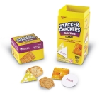 Stacker Crackers: Sight Words