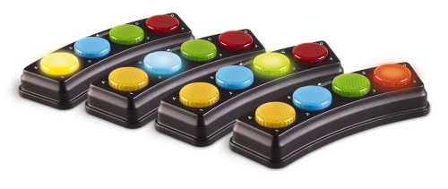 Answer Lights Set of 4 - Toy/Game