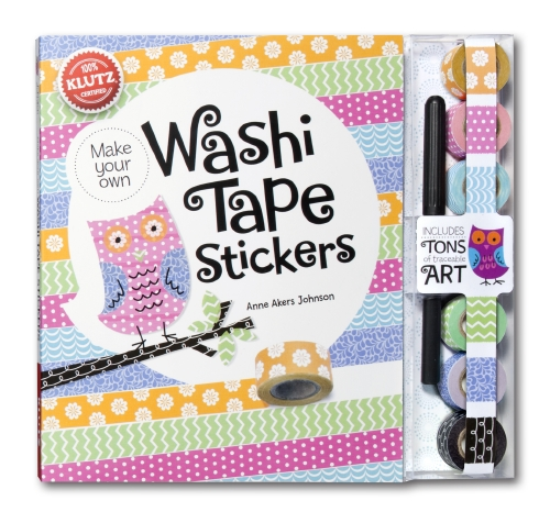 Washi Tape Stickers                                                                                  - Book