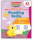 Learning Express NAPLAN: Reading Skills K1