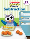 Learning Express: Subtraction Level 1