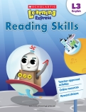 Learning Express: Reading Skills Level 3
