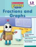 Learning Express: Fractions and Graphs Level 3