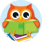 Reading Owl Decoration
