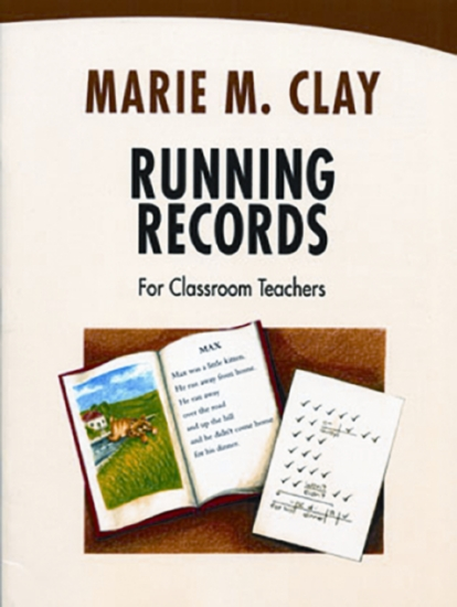 Running Records for Classroom Teachers - Book
