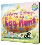 WE'RE GOING ON EGG HUNT HB+CD